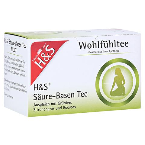 H&S Wohlfühltee feminin Säuren Basen Tee Fbtl. 20x1.8 Gramm