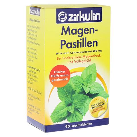 Zirkulin Magen-Pastillen 90 Stück