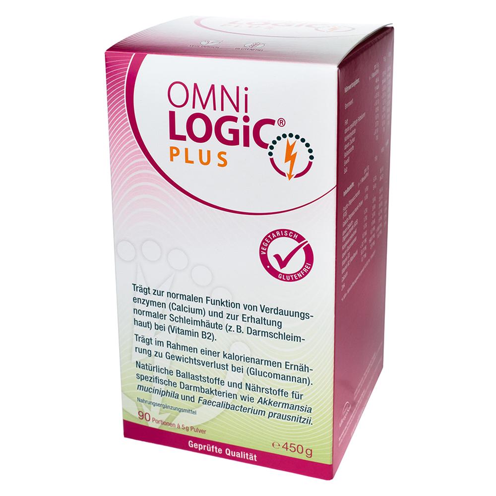 Erfahrungen Zu Omni Logic Plus Pulver 450 Gramm Medpex Versandapotheke