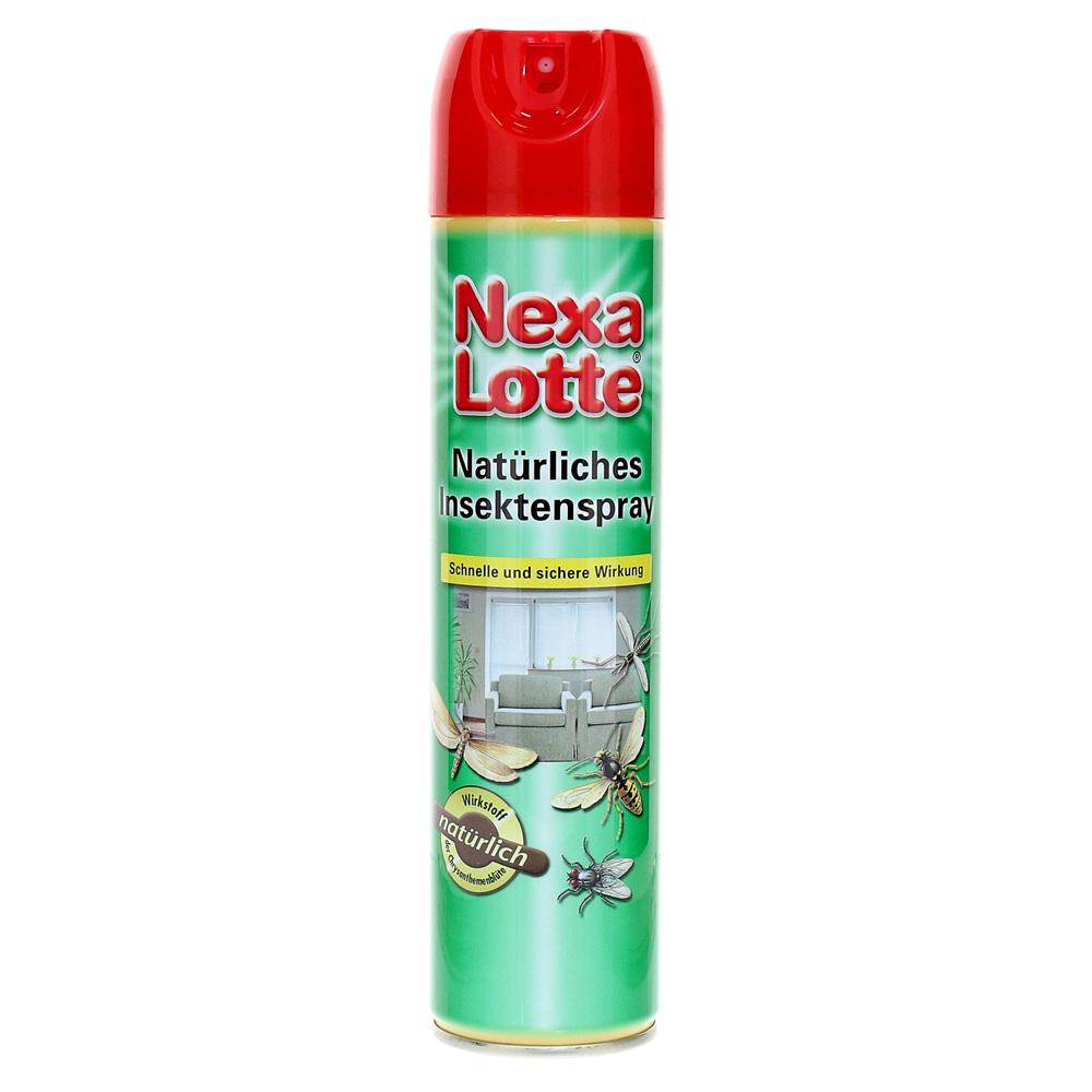 NEXA LOTTE Natur natürliches Insektenspray 400 Milliliter
