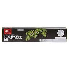 SPLAT Special Blackwood Zahncreme 75 Milliliter - Vorderseite