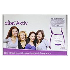 XLIM Aktiv Kombi-Set Vanille 1 Packung - Vorderseite
