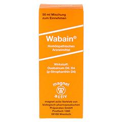 WABAIN Tropfen zum Einnehmen 50 Milliliter N1 - Vorderseite