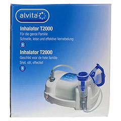 ALVITA Inhalator T2000 1 Stück - Vorderseite