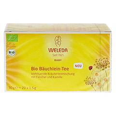 WELEDA Bio Bäuchlein-Tee 20x1.5 Gramm - Vorderseite