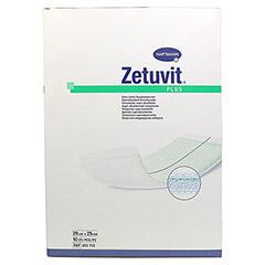 ZETUVIT Plus extrastarke Saugkomp.ster.20x25 cm 10 Stück - Vorderseite