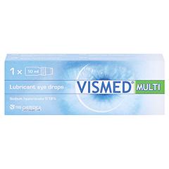 VISMED MULTI Augentropfen 10 Milliliter - Vorderseite