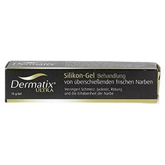DERMATIX Ultra Gel 15 Gramm - Vorderseite