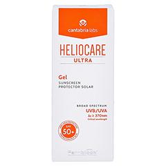 Heliocare Gel 50+ 50 Milliliter - Vorderseite