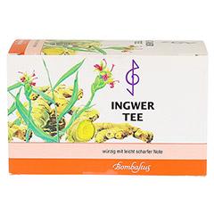 INGWER TEE Filterbeutel 20x2 Gramm - Vorderseite