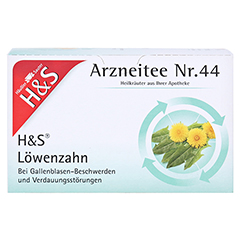 H&S Löwenzahn 20x2.0 Gramm - Vorderseite
