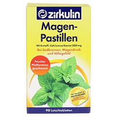 Zirkulin Magen-Pastillen 90 Stück - Vorderseite