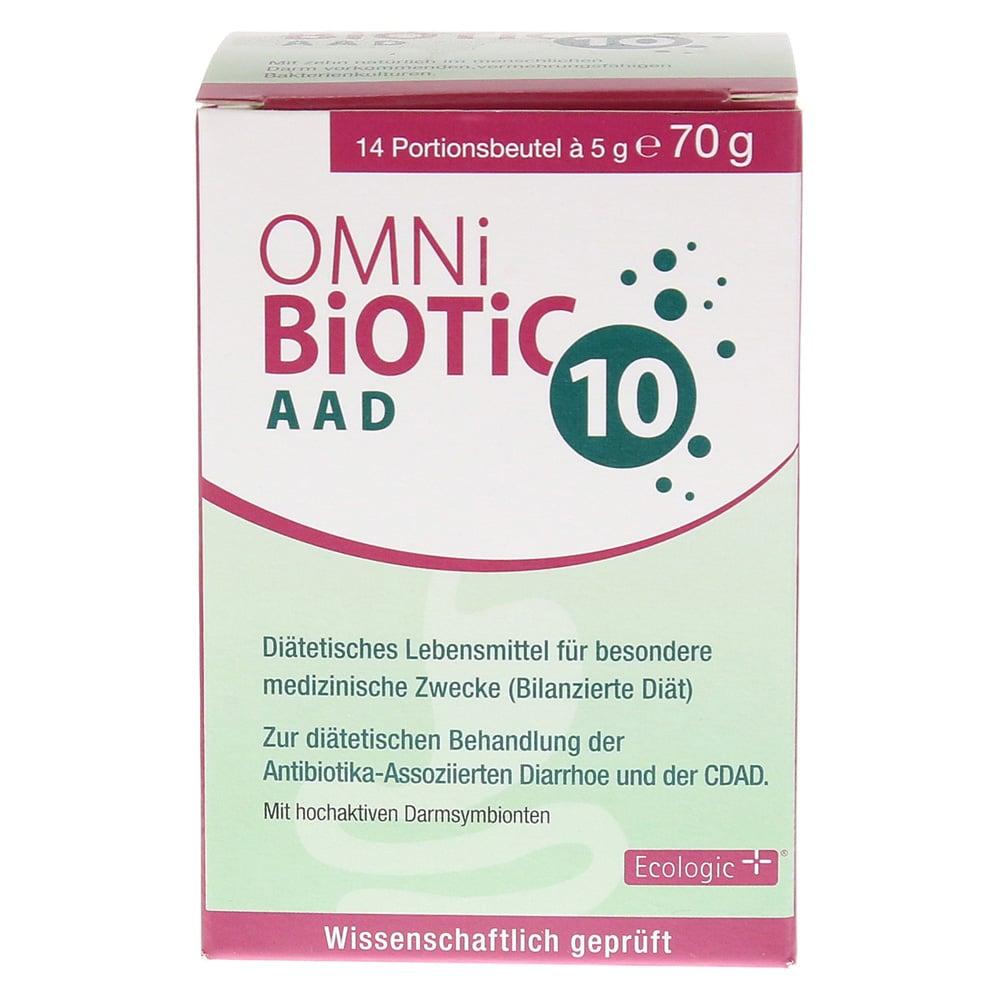 Hilfe für den Magen-Darm-Trakt nach Antibiotika-Einnahme - OMNI ...