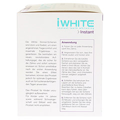 IWHITE Zahnaufhellungs-Kit 10 Stück - Linke Seite
