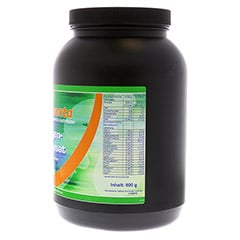 KOLLAGEN HYDROLYSAT Cormonta sports nutrition Plv. 800 Gramm - Linke Seite