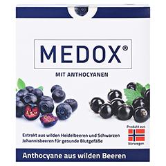 MEDOX Anthocyane aus wilden Beeren 30 Stück - Vorderseite