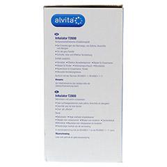 ALVITA Inhalator T2000 1 Stück - Rechte Seite