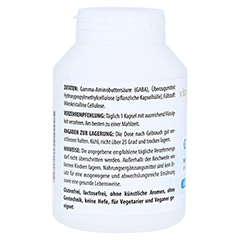 GABA 500 mg Kapseln 120 Stück - Rechte Seite