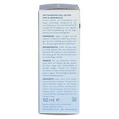 EVERDRY Antitranspirant Free ohne Aluminium 50 Milliliter - Rechte Seite