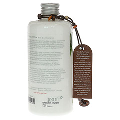 AROMATIC Body Milk Rice & Lemongrass 300 Milliliter - Rechte Seite