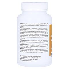ÄGYPTISCHES Schwarzkümmelöl Kapseln 500 mg 180 Stück - Rechte Seite