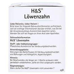 H&S Löwenzahn 20x2.0 Gramm - Rechte Seite