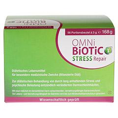 OMNI BiOTiC Stress Repair Pulver 56x3 Gramm - Rückseite