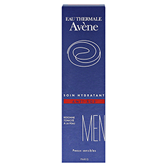 AVENE MEN Anti-Aging Feuchtigkeitspflege 50 Milliliter - Rückseite