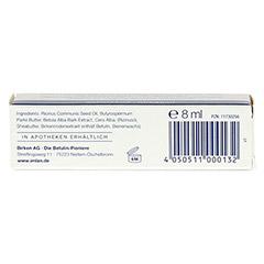 IMLAN Lippenbalsam 8 Milliliter - Rückseite