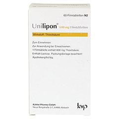 Unilipon 600mg 60 Stück N2 - Rückseite