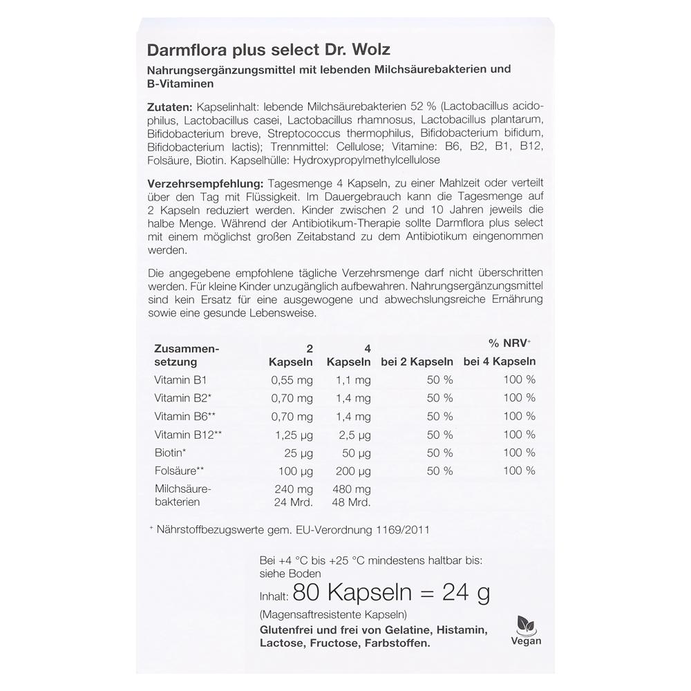Erfahrungen Zu Darmflora Plus Select Kapseln 80 Stück Medpex