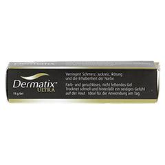 DERMATIX Ultra Gel 15 Gramm - Oberseite
