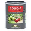 ACEROLA 100% natürl.Vitamin C o.Zuckerzusatz Lut. 70 Gramm