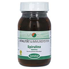SPIRULINA MIKROALGEN 400 mg Sanatur Tabletten 500 Stück