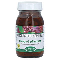 Omega-3 Fettsäuren 100% pflanzliche Kapseln 120 Stück