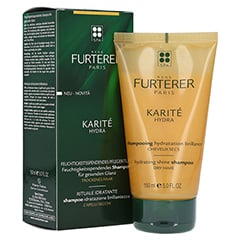 René Furterer Karite Hydra Feuchtigkeitsspendendes Shampoo 150 Milliliter