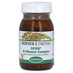 SPIRU B-Vitamin-Complex pflanzlich Kapseln 90 Stück