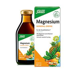 MAGNESIUM MINERAL-DRINK Salus 250 Milliliter
