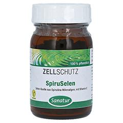 SPIRUSELEN Selen Spirulina Nahrungserg. Tabletten 250 Stück