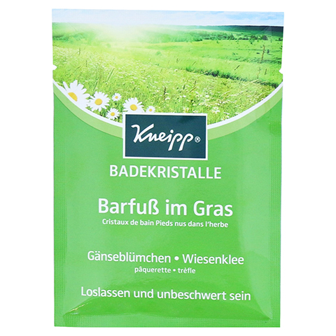 KNEIPP BADEKRISTALLE Barfuß im Gras 60 Gramm