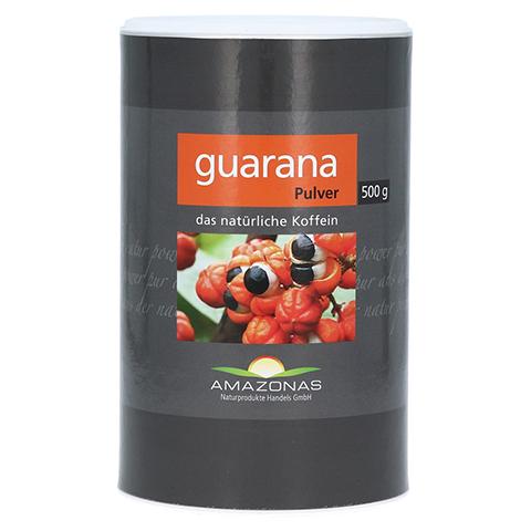 GUARANA PULVER 500 Gramm