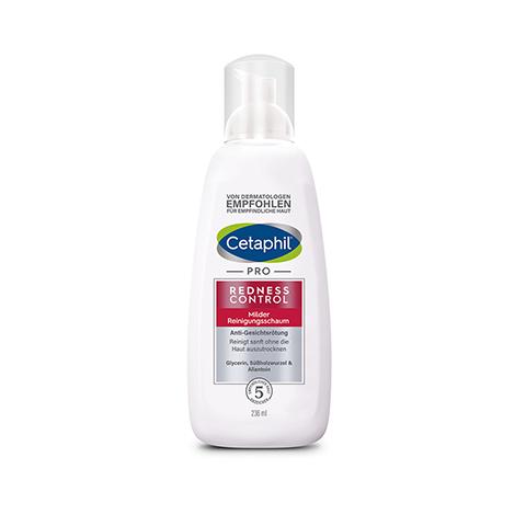 CETAPHIL RednessControl milder Reinigungsschaum