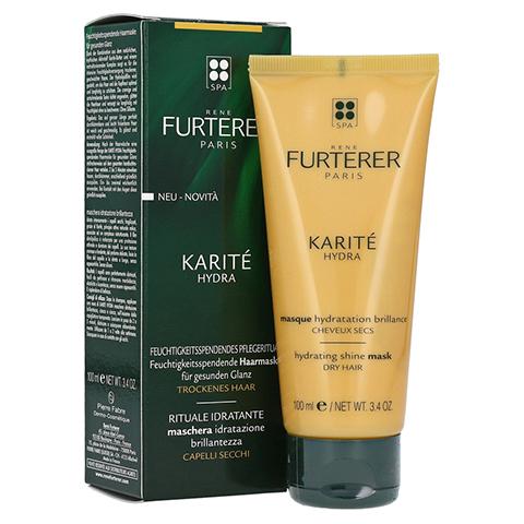 René Furterer Karité Hydra Feuchtigkeitsspendende Maske 100 Milliliter