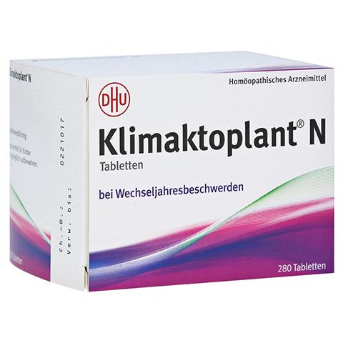KLIMAKTOPLANT N Tabletten 280 Stück N3