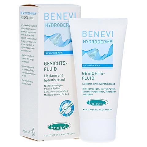 Benevi Hydroderm Gesichts-Fluid 50 Milliliter