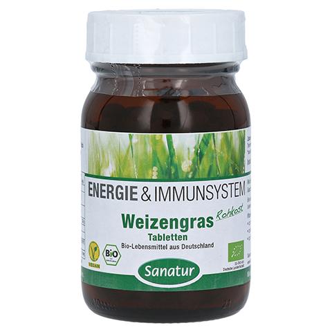 WEIZENGRAS TABLETTEN 400 mg 250 Stück