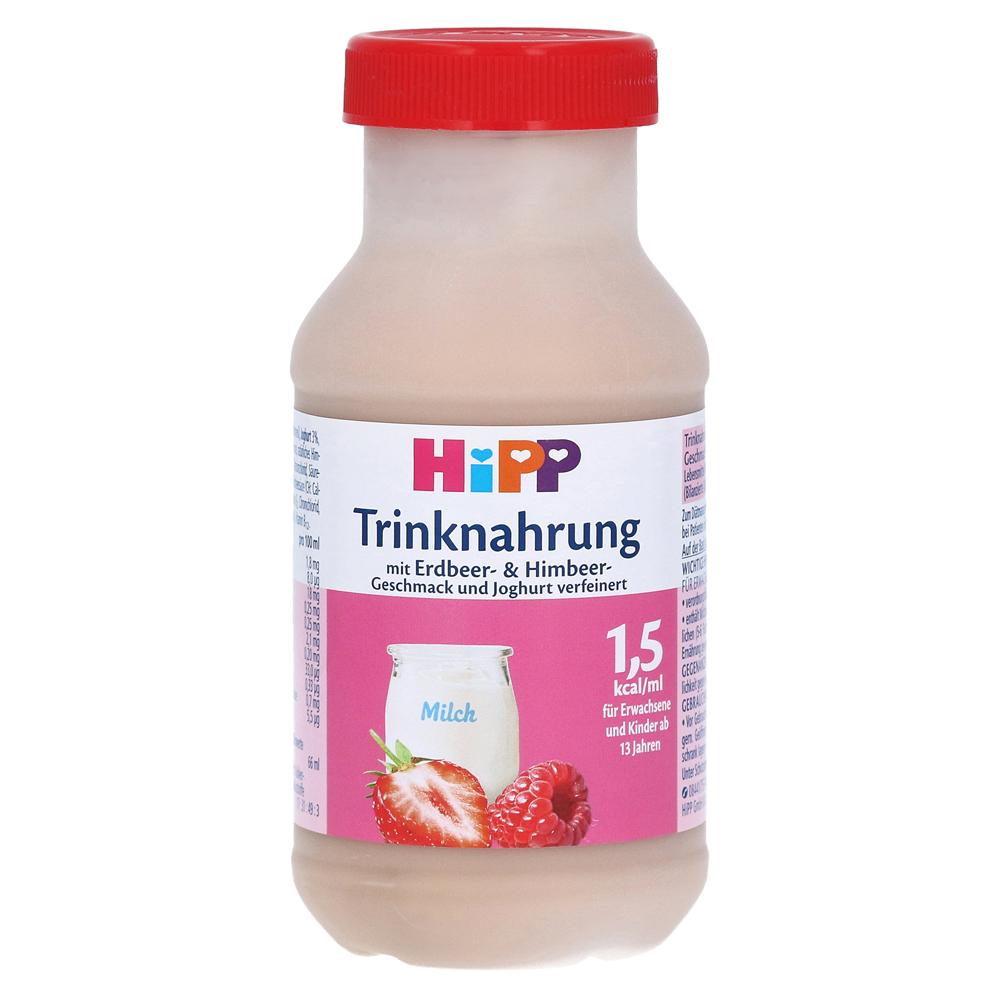 hipp-trinknahrung-erdbeer-himbeergeschm-ks-fl-200-milliliter