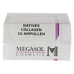 NATIVES Collagen Ampullen 10x3 Milliliter - Unterseite