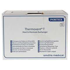 THERMOVENT T Portex 50 Stück - Unterseite