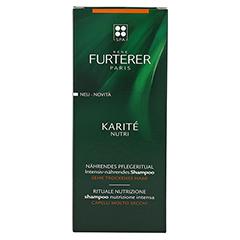 FURTERER Karite Nutri intensiv-nährendes Shampoo 150 Milliliter - Vorderseite
